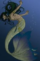 Merman by Morwen65536