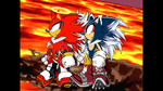 Sonic fase 4 and Shadow fase 4 by MyPicts