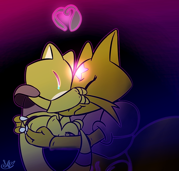 Ask Abra and Mew mother's day 2017 by Scorpio-Gustavo