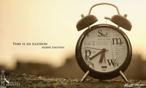 Time Is An Illusion by nimitnigam