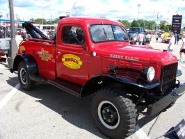 '46 Power Wagon by DetroitDemigod