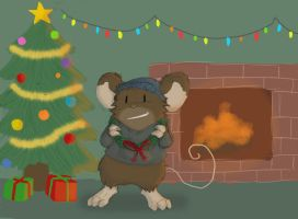 Wreath by SteamMouse