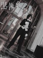 + The Phantomhive Butler + by XxShadowKitsune