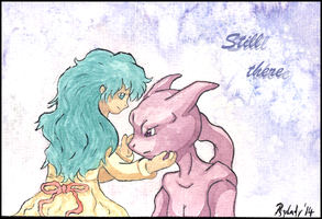 Still There by PsyLady
