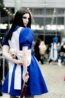 Cosplay - Alice Madness Returns by Herolie