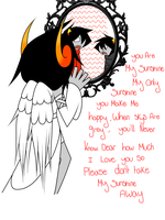 You Are My Sunshine by Shadowbaskerville