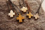 11th century cross pendants by Dewfooter