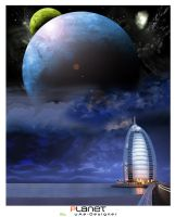 Planet  Burj Al Arab tower by uAe-Designer