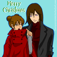 Merry Christmas 2012 by Sorceress2000