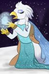 Silver Quill - Let it Go by P0N1ES