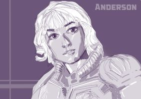 Anderson by wildcats25