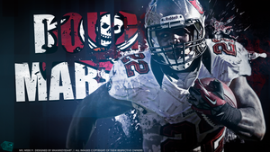 Doug Martin - NFL 2012 by TheHawkeyeStudio