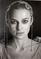 Keira Knightley by Hongmin