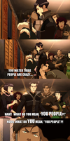 Legend of Korra - You people... by yourparodies