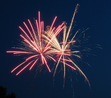 Firework Image 0534 by WDWParksGal-Stock