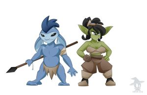 KTS - Goblins by Obhan