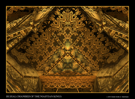 burial chamber of the martian kings by fraterchaos