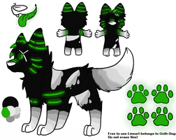 Adoptable Dog by Wolfies--Adopts