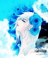 Blue Lightning by hakurama01