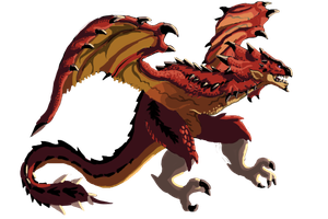 Rathalos Sprite by Nighteba
