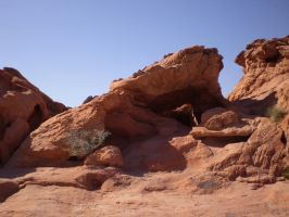 Valley Of Fire 1 by ItsAllStock
