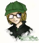 Fall Out Boy:: Patrick Stump by Yotsuba-Chan