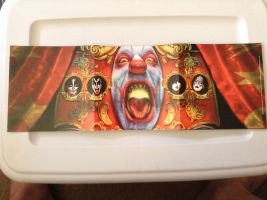 Psycho Circus Mini-Poster by UKD-DAWG