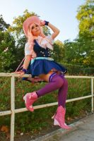 Sheryl the Cowgirl by Hesthea