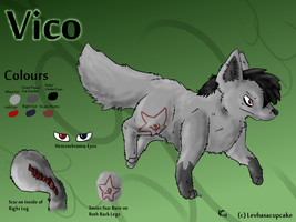 Vico Reference by LevHasACupcake