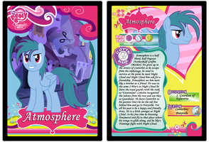 Atmosphere Trading card English by Sam-F-Nacman