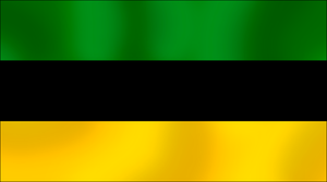 Alt. Jamaican flag by AY-Deezy