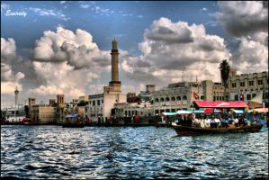 Dubai creek 1 by Emiraty