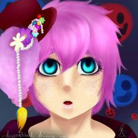 [2P APH] Circus Oliver by xDragonBloodx