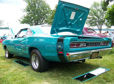 Dodge Super Bee 2 by PhotoDrive