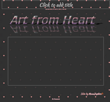 Heart Journal Skin by MoonZaphire