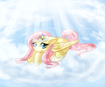 Fluttershy by LaminaNati
