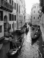 A Day in Venice by Scoiattolina