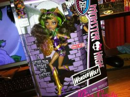 Clawdeen as Wonder Wolf3 by SakuraH18