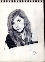 Avril lavigne (reupload) by thiphobia