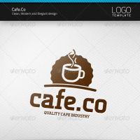 Cafe Co Logo by artnook