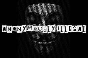 Anonymously Illegal by TheChipMonkey
