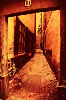 Alleyway by phq
