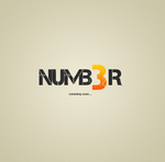 NUMB3R logotype by evolutiongraphic