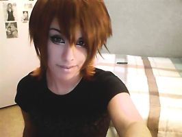Souji Makeup-Test 1 by HACKproductions