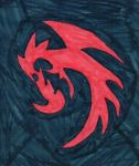 HTTYD2 Dragon Crest by Frie-Ice