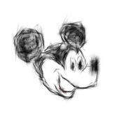 Mickeymouse 1st try nightmare by SkippertheNewt