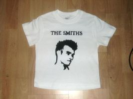 Baby 'The Smiths' Tee by LiveFast