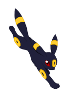 Umbreon by DBurch01
