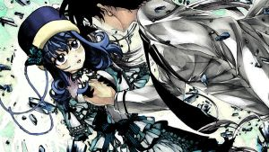 Gray and Juvia - Comeback to me wherever you go! by Glacegon