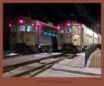 Christmas on the Railroad by JPMikesh